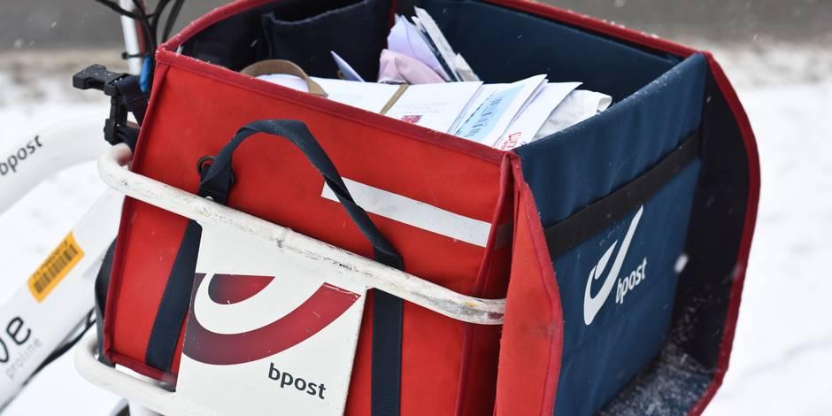Bpost lourdement sanctionnée en Bourse après ses résultats