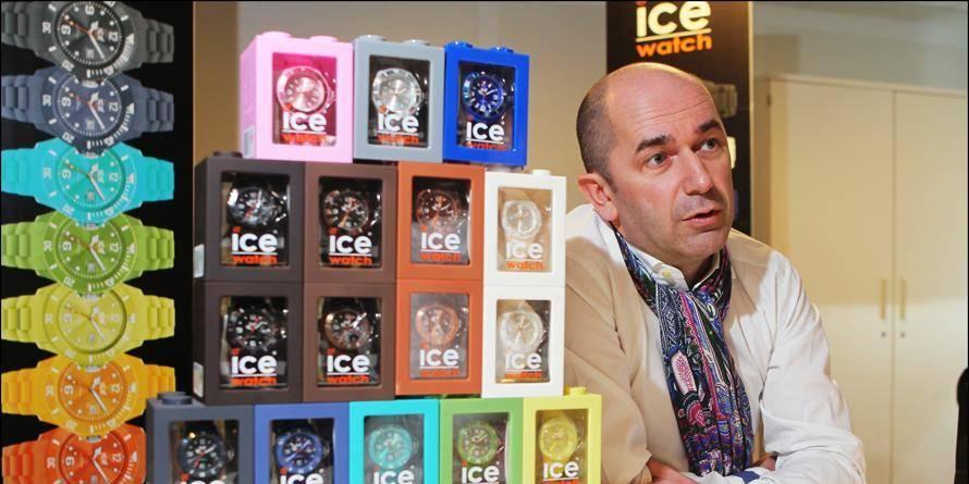 Ice-Watch est de retour au Canada avec les montres Tintin