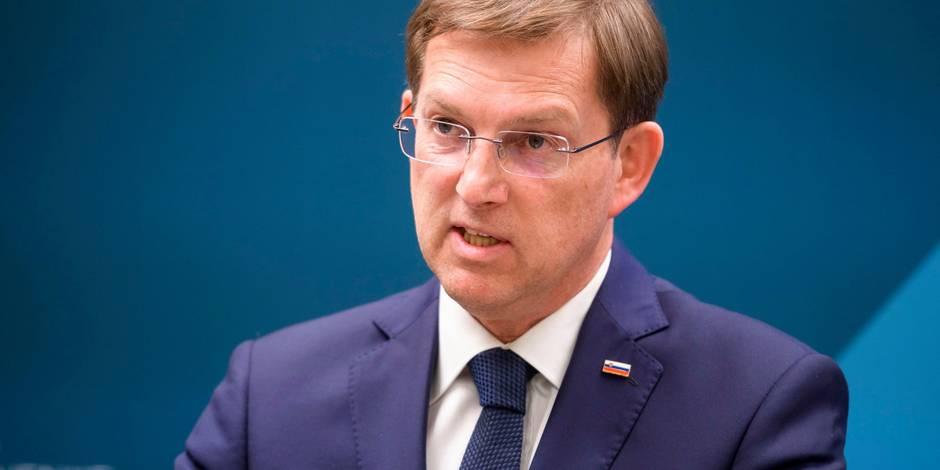"""Le premier ministre Miro Cerar jette l'éponge en Slovénie : """"C'est la goutte d'eau qui a fait déborder le vase"""""""
