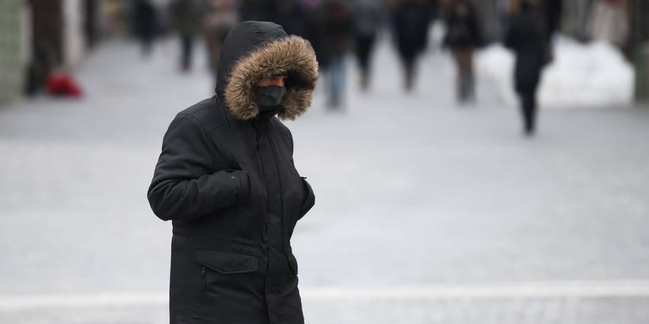 Le vortex polaire fait à nouveau des siennes : il fera jusqu'à moins 9°C dimanche
