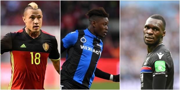 Martinez sélectionne Limbombe et Nainggolan mais pas Benteke - La Libre