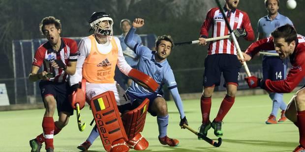 Hockey: Le Racing joue avec son bonheur, l'Orée manque d'accrocher le Léopold, le Bee crée la surprise à la Gantoise - L...