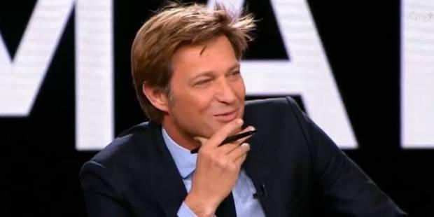 """Grand moment de solitude pour Laurent Delahousse sur le plateau du """"20h30, le dimanche"""" - La Libre"""