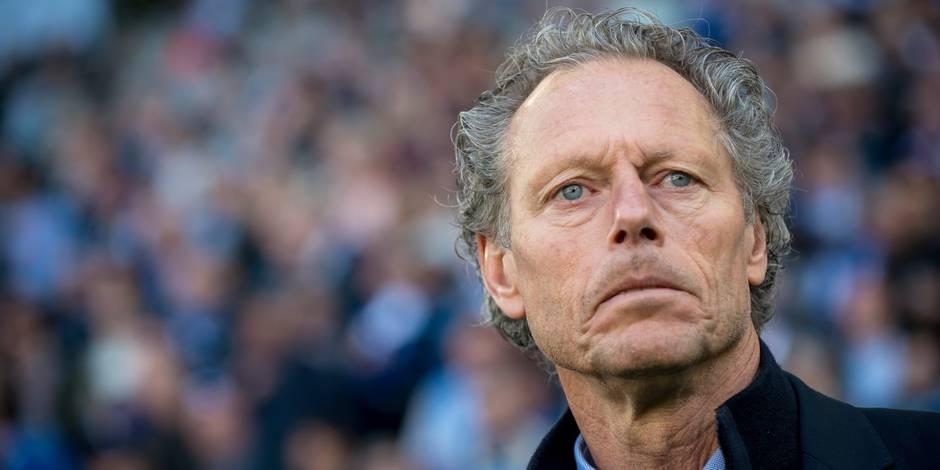 Les trois choix de Michel Preud'homme: l'équipe nationale, le Standard ou l'Antwerp