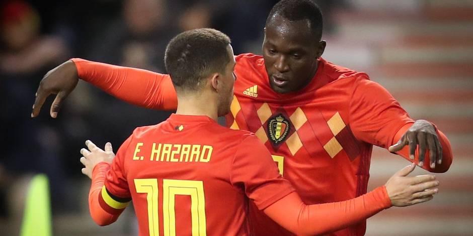 """Découvrez le maillot """"Away"""" des Diables rouges pour la Coupe du Monde (PHOTO)"""