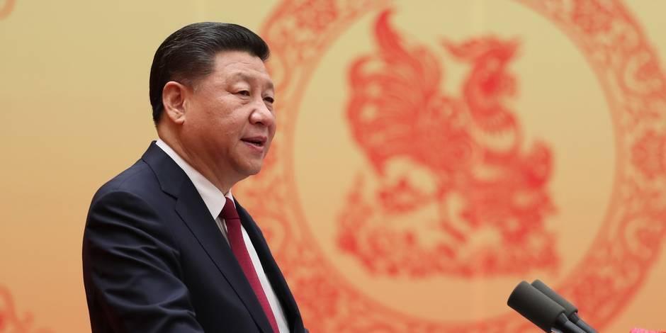 """""""Tout acte visant à diviser la Chine sera voué à l'échec"""""""