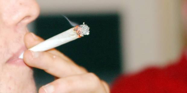 Le PS veut stopper la traque aux petits fumeurs de joints - La Libre