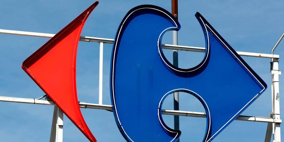 Carrefour: le front commun syndical s'oppose aux fermetures des hypermarchés