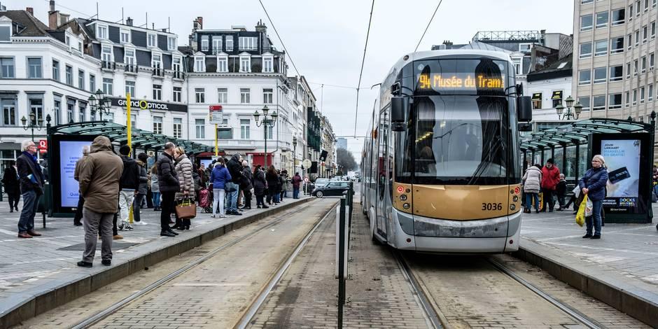 Nouveau plan bus de la STIB - Plus de capacité et nouvelles dessertes en vue sur le réseau bus de la STIB d'ici 2021