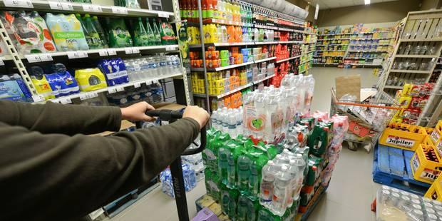Les consommateurs favorables à une consigne sur les cannettes et bouteilles - La Libre