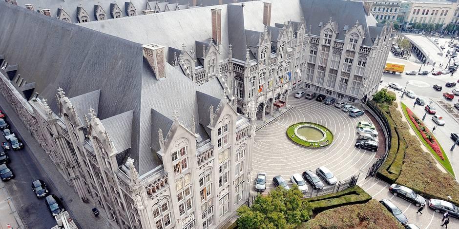 Copyright:Devoghel Ancien palais de justice de Liège et provincial