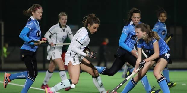 Hockey Dames Honneur: Le Léopold a fait un grand pas vers le sauvetage - La Libre