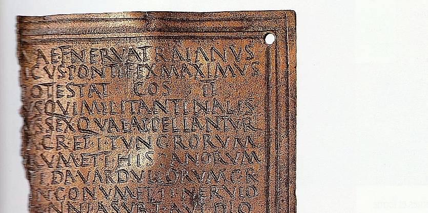 Histoire de chez nous: Retour au temps des romains - La Libre
