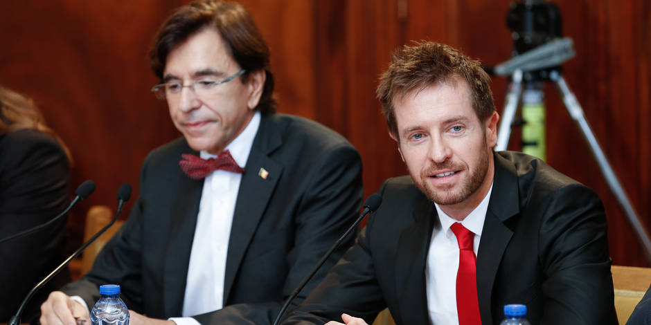 Di Rupo ne sera pas candidat à Mons, assure Nicolas Martin