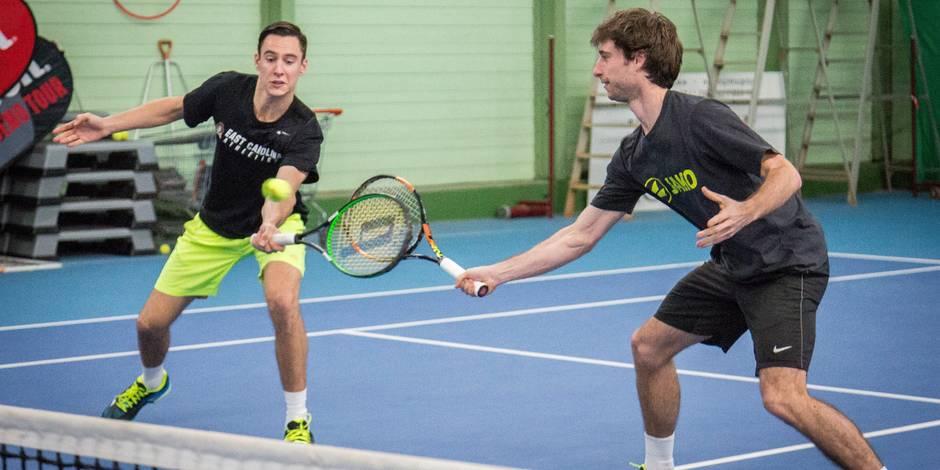Enfin de véritables joueurs de double: on vous présente les nouveaux de Coupe Davis - La Libre