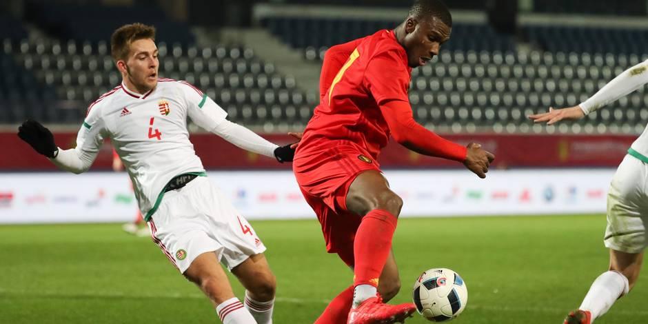 Qualifs Euro 2019: nos U21 battent la Hongrie 3-0 et s'isolent en tête de son groupe