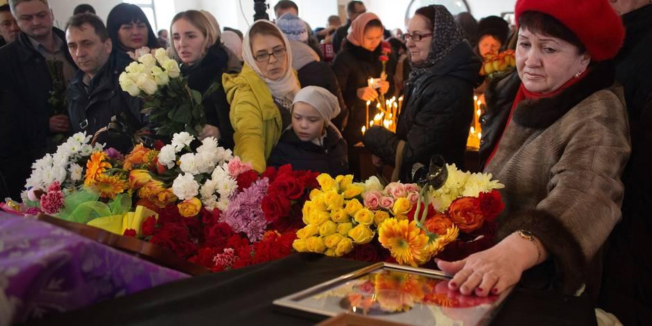 Kemerovo, plongée dans la tristesse et la colère