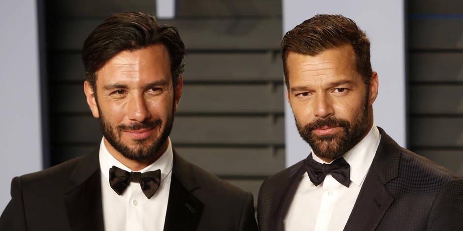 """""""Je me haïssais"""" : Ricky Martin se confie sur son homosexualité et le mal qu'il avait à l'accepter"""