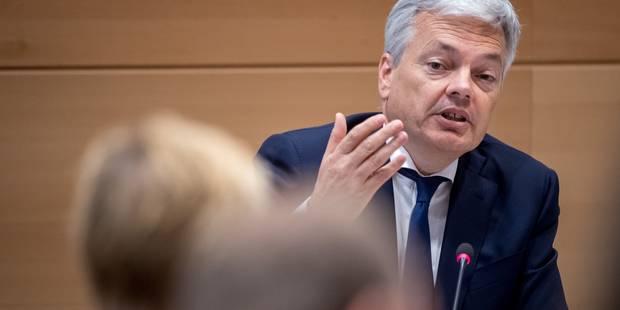 """Kazakhgate: le président de la commission accuse Didier Reynders et le """"réseau bleu"""" MR - La Libre"""
