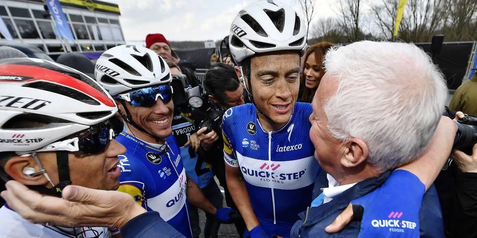 Philippe Gilbert: d'équipier modèle au Tour des Flandres à vainqueur de Paris-Roubaix ? - La Libre