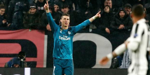 Le Real et un Ronaldo éblouissant mangent la Juve (0-3), le Bayern remonte Séville (1-2) (VIDEOS) - La Libre
