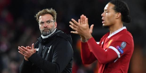 """Ligue des Champions: """"Nous avons battu la meilleure équipe du monde"""", se réjouit Jürgen Klopp - La Libre"""
