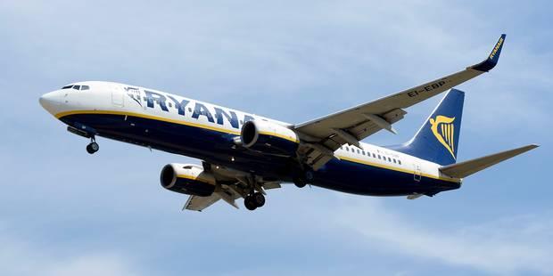 L'inspection sociale s'intéresse aux activités de Ryanair à Zaventem - La Libre