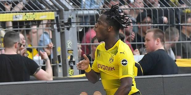 Belges à l'étranger: Batshuayi s'offre un nouveau but avec Dortmund, Mertens manque un penalty (VIDEOS) - La Libre