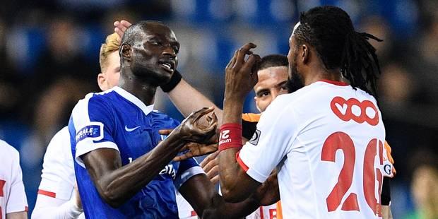 Le Standard accepte la suspension de Luyindama qui ratera les rencontres face à Gand et Anderlecht - La Libre