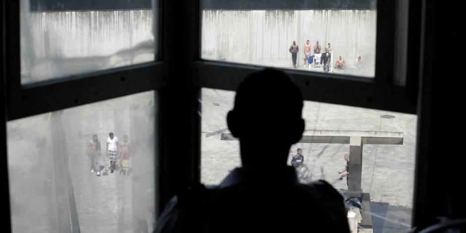 Dans les prisons belges, un décès sur trois est un suicide