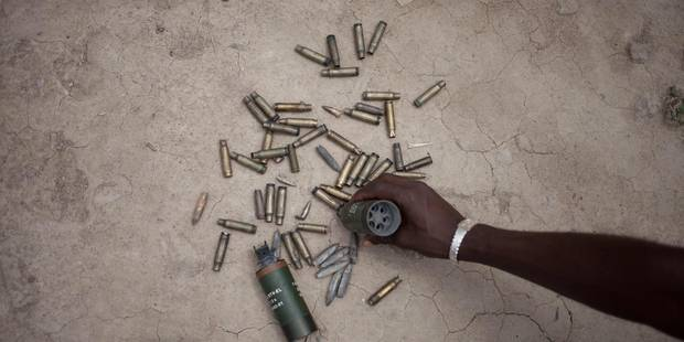 Centrafrique: un Casque bleu tué et 8 autres blessés à Bangui - La Libre