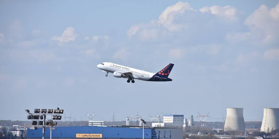 Brussels Airlines en mars