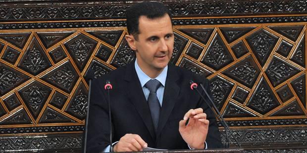 Des forces du régime syrien entrent dans Douma - La Libre