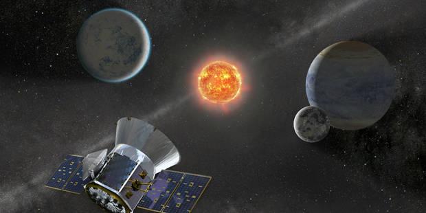 La Nasa lance son nouveau chasseur de planètes potentiellement habitables! - La Libre