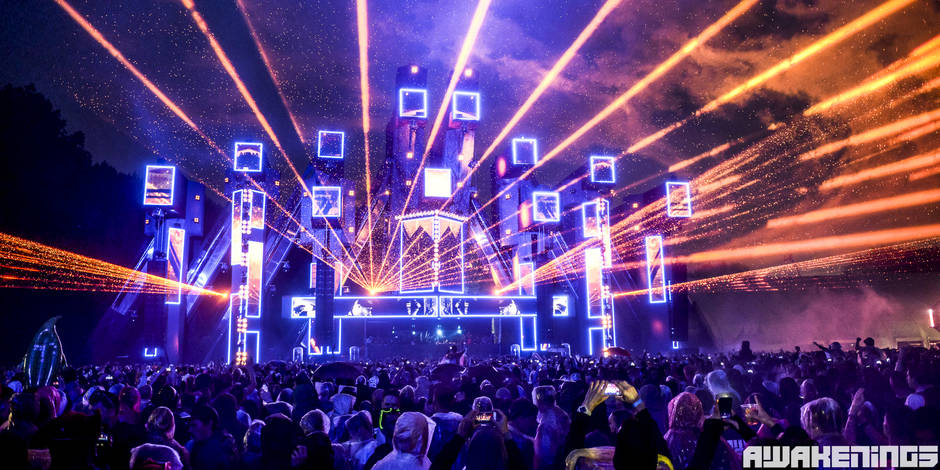 Awakenings, le pilier increvable des festivals techno