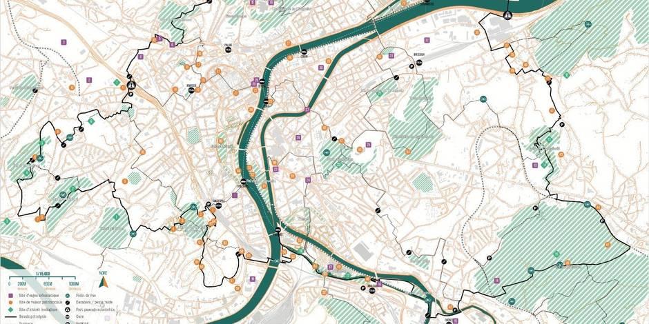 """""""Avril en ville"""" à Liège: un bouillonnement d'activités"""