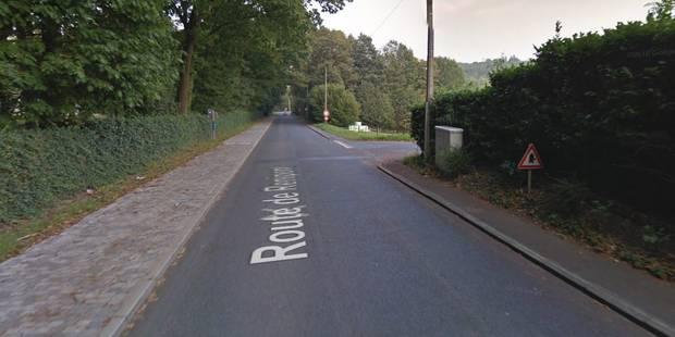 Un automobiliste ivre provoque d'importants dégâts à Lasne - La Libre