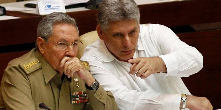 Cuba: Miguel Diaz-Canel élu successeur de Raul Castro