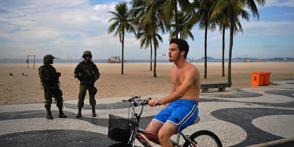 Un homme d'affaires flamand se noie au Brésil