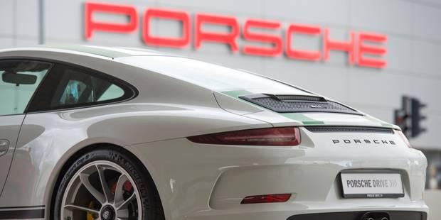 Dieselgate: un dirigeant de Porsche arrêté en Allemagne - La Libre