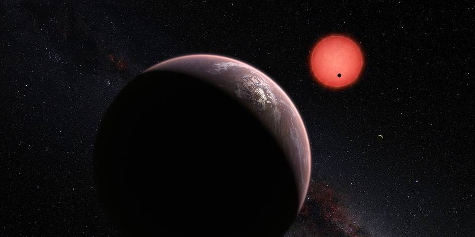 La Nasa poursuit sa traque des exoplanètes
