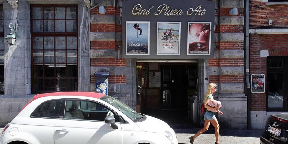 Mons: le Plaza Art fermé durant 2 ans