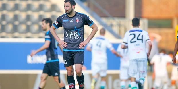PO2: Mouscron battu à Louvain (3-1) - La Libre