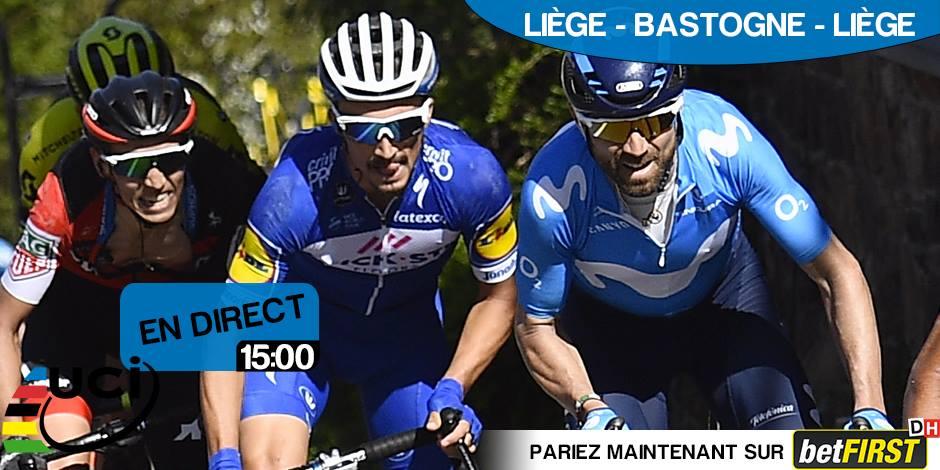 Flèche Wallonne: Valverde vaincu, Alaphilippe l'emporte