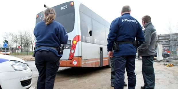 Les contrôleurs de la Stib en arrêt de travail après une agression ce dimanche à Anderlecht (VIDEO) - La Libre