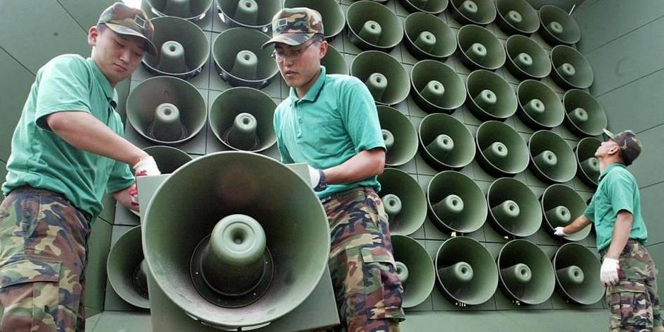 Séoul cesse sa propagande à la frontière avant le sommet intercoréen