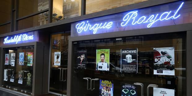 Le Cirque Royal rouvrira ses portes en septembre - La Libre