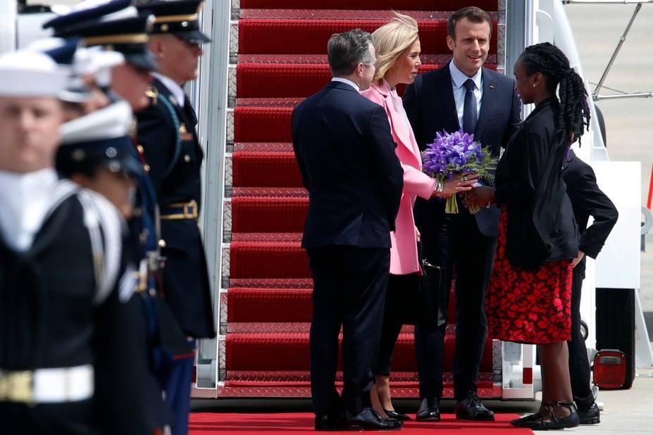 Macron à Washington : une offensive de charme intéressée